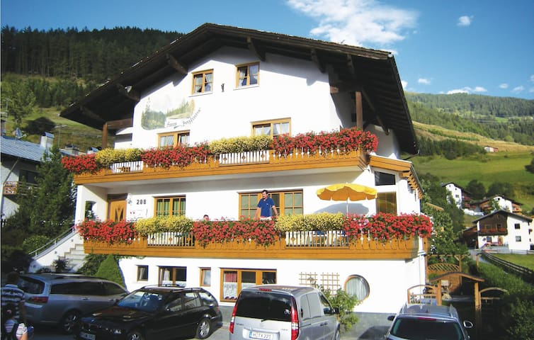 Holiday apartment with 1 bedroom on 43m² in Nauders