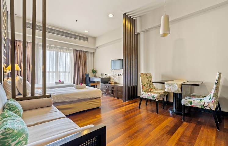 Sunway#4 Studio/4pax, connected to Sunway Pyramid