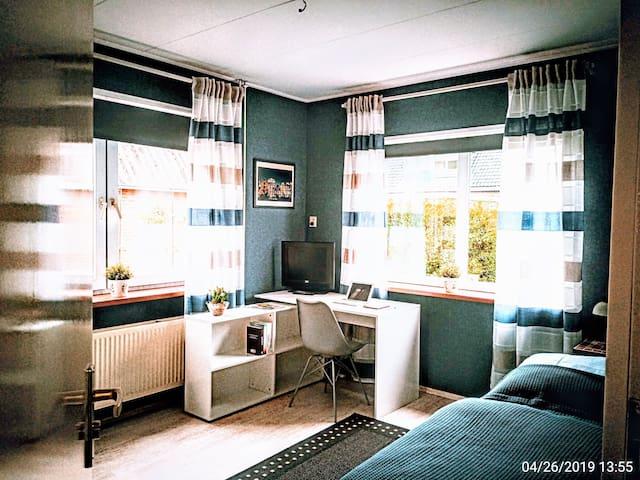Zimmer in Oldambt zu mieten. Nur 20 € pro Nacht.