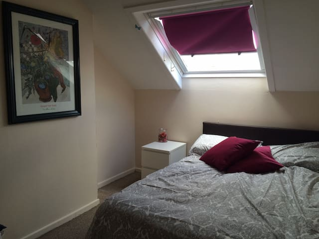 Lovely 1 bed apartment, close to city centre - Belfast