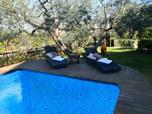 Villa C Luxury Estate - Sant'Antonio Abate - Hus