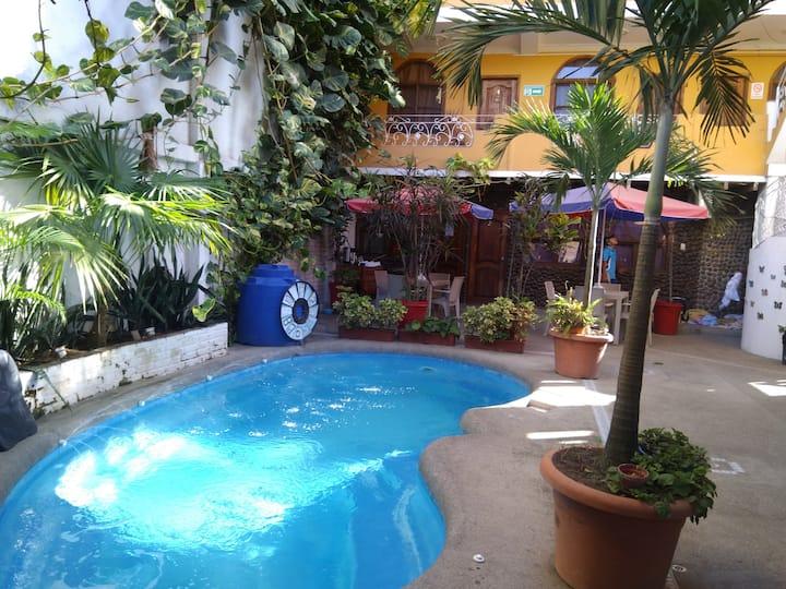 Tu lugar en la zona turística de Puerto López