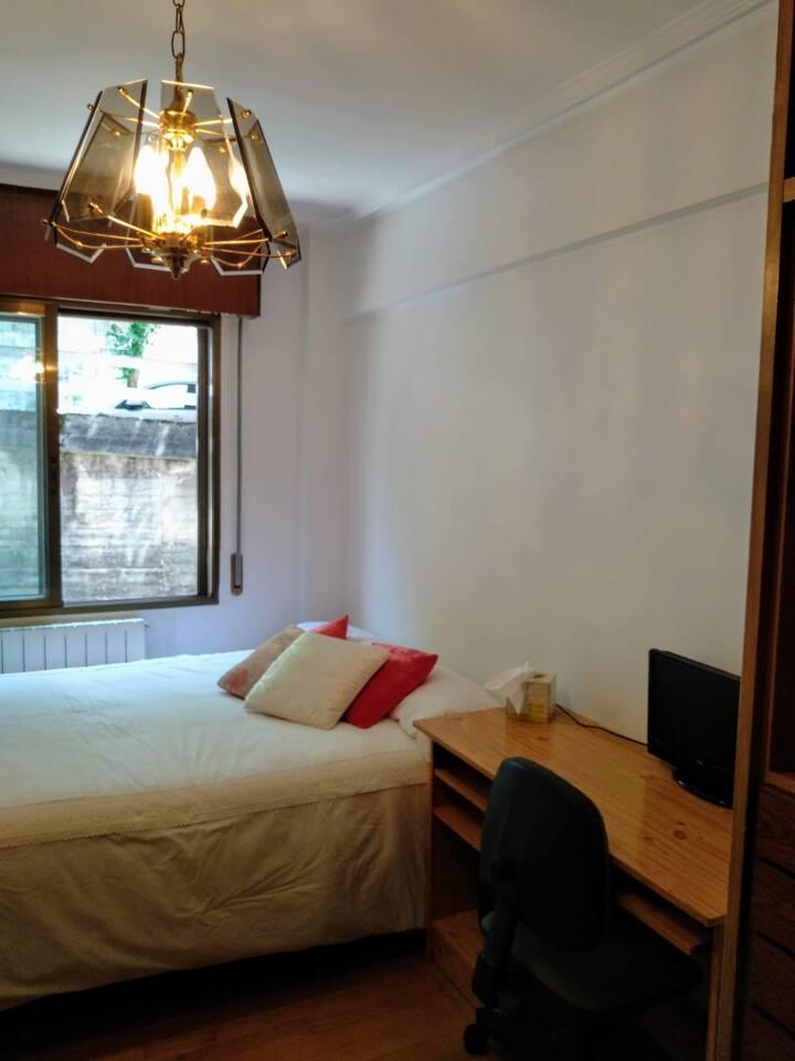 Alojamiento agradable en el centro de Bilbao.