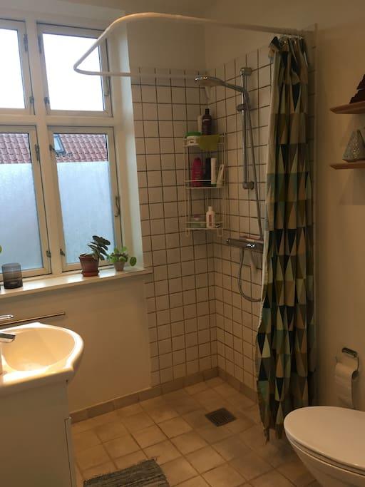 Badeværelse/Bathroom