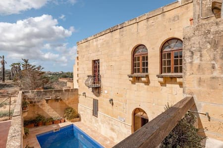Over 200 year-old Qala Farmhouse