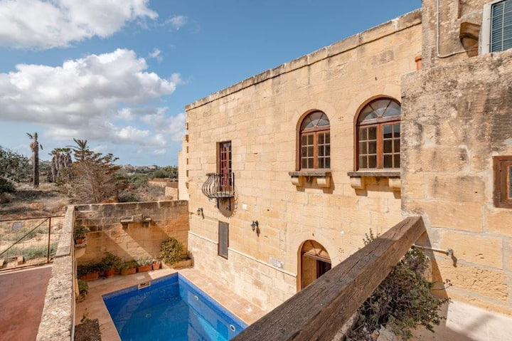 Over 200 year-old Qala Farmhouse