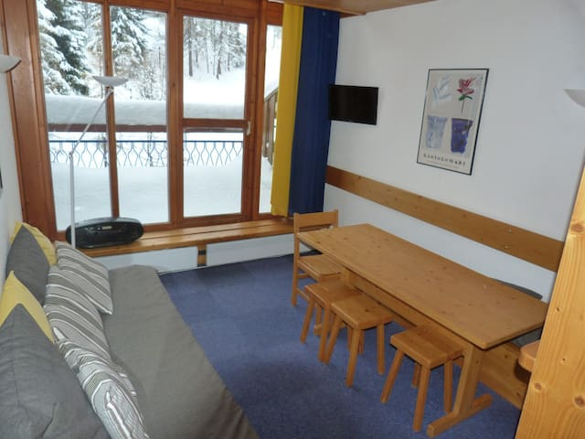 Nice 3 rooms 6 persons in ARC 1800