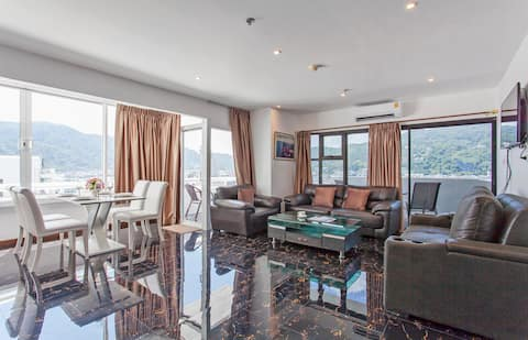 2 bedrooms Patong Tower Patong Beach
