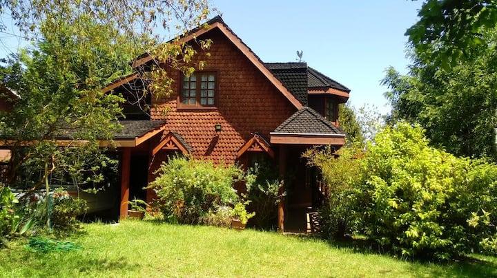Casa Arboleda de Lican Ray