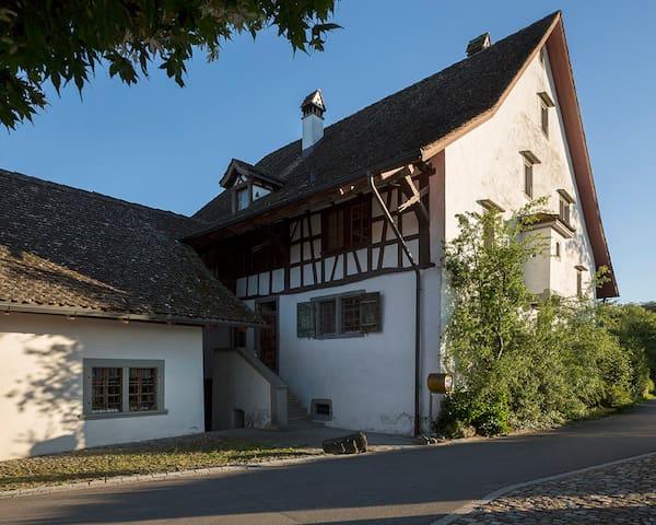 Ferien am Lützelsee - Hombrechtikon - Casa