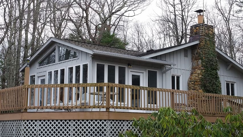 Little Panthertail Hideaway - Lago Toxaway - Casa