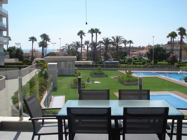 New appartment 1B, 50m from the sea - La Mata