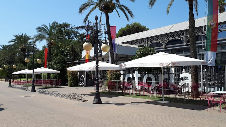 Victoria Market Pergola Apartament