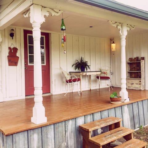 Home Sweet Hye Cabin