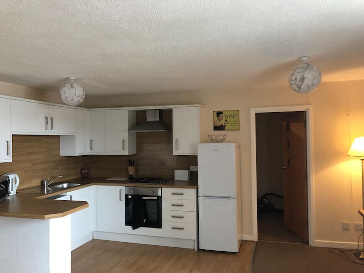 Large Central 2 Double Bedroom Flat in Swansea