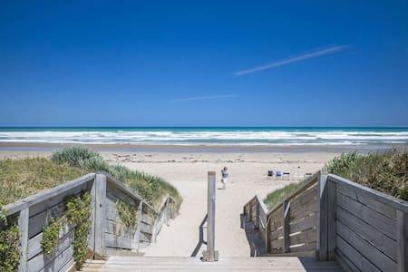 Unwind @ Goolwa Beach House on Holme-pets friendly - 古爾瓦海灘(Goolwa Beach)