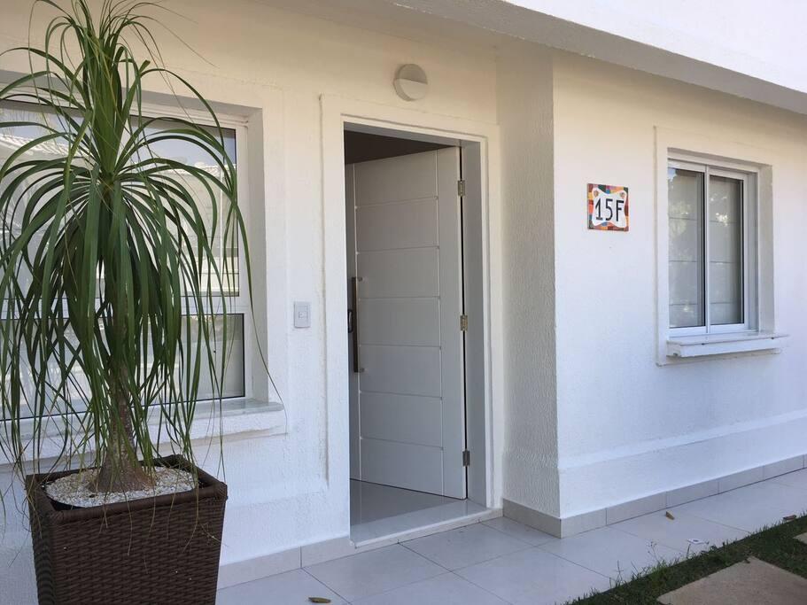 Essa é a porta de entrada