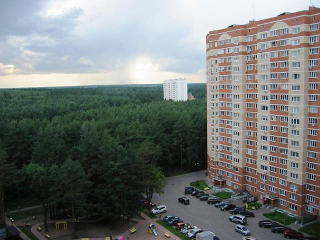 Академическая площадь - Troitsk - Apartment
