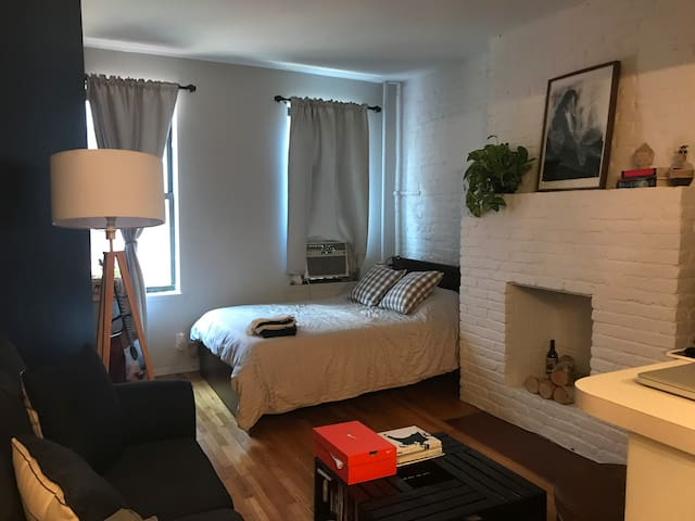 Spacious studio in the West Village, NYC