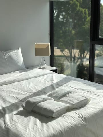 Wisdom Apartments in Panoroma Doncaster - Doncaster - Apartment