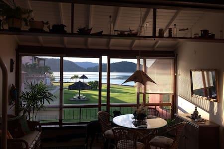 Apto 2 qtos vista pro mar Bracuhy - Angra dos Reis  - Apartament