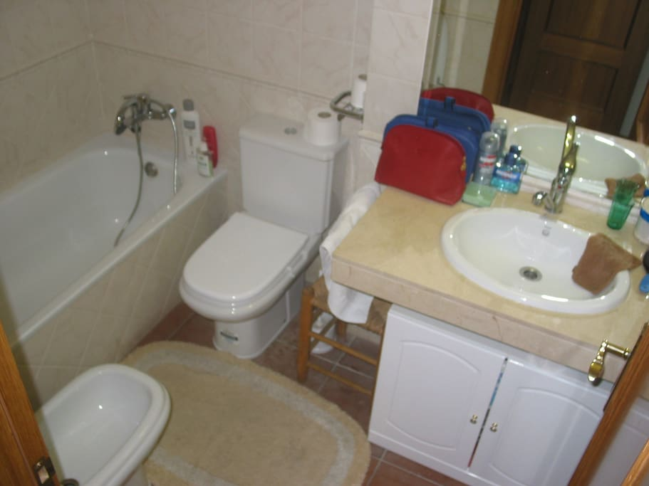 Salle de bains wc N° 2