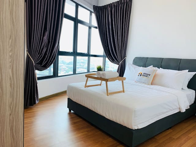 HA2 (S) Chymes Residence KLCC_Private Room For 2