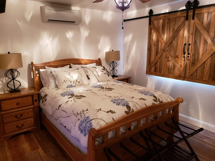 Yosemite Foothill Retreat - Private Guest Suite #3