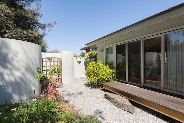 PaloAlto Garden Private Entry
