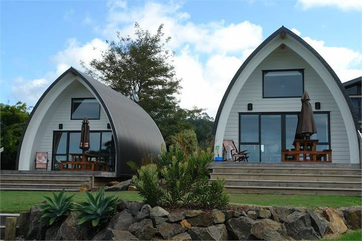 Hahei Boathouse Starboard Villa