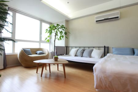 Ocean view Sims Story 7 @광안 Busan - Suyeong-gu - Apartamento