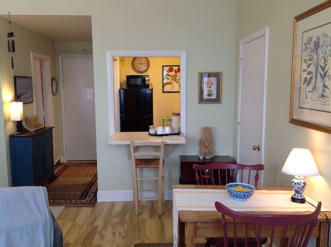 Beautiful gem in heart of village - Middlebury - Apartament
