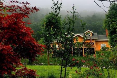 半山木屋别墅  The Mt wooden villa - 德阳市 绵竹 - 别墅
