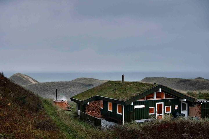 Breathtaking seaview - cosy cabin