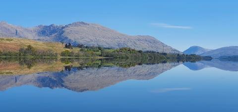 Loch Awe Cabin, portsonachan, near dalmally