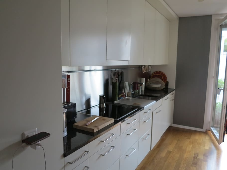 FLAT: Kitchen