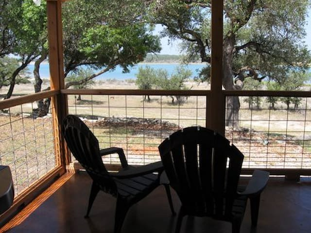 3/2 on lake, WIFI, amazing view - Canyon Lake - House