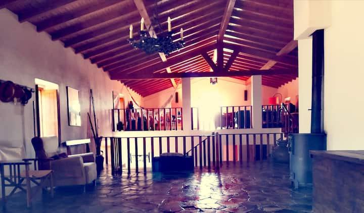 Grande casa de campo&praia Sudoeste Alentejo WIFI