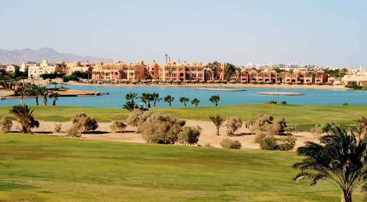 """2 Bedrooms apartment available in El Gouna """"K"""""""