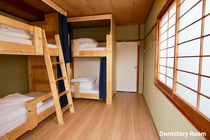 Friendly Backpacker in KYOTO!!! - Mix-Dorm