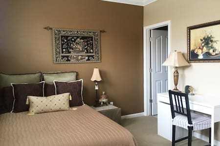 Beautiful private room in Danville Short/Long term
