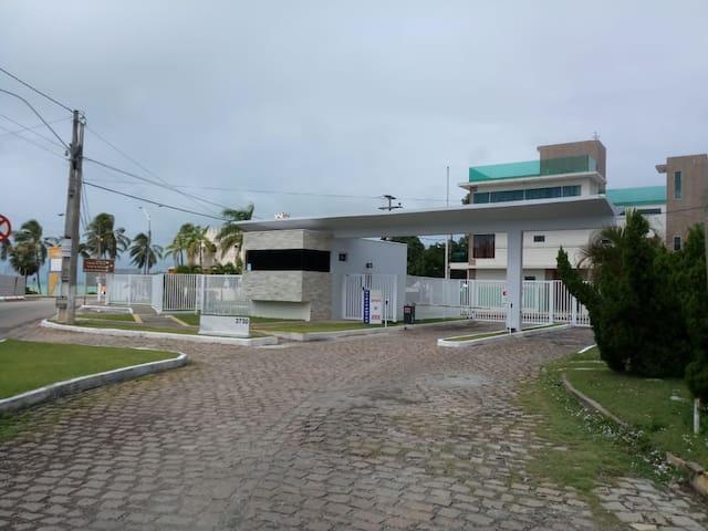 Entrada do condomínio ( Condominium Entrance)