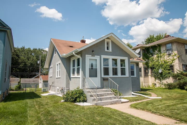 Charming Uptown Bungalow