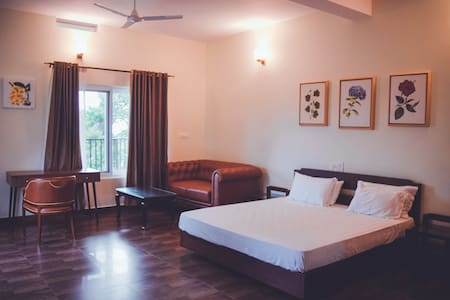 Forestdale Coorg-Mountain View Premium Room-2