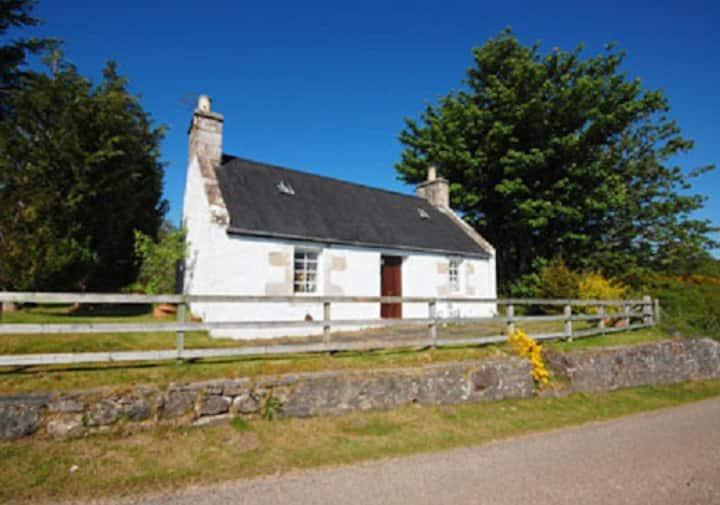 Traditional Highland croft /cottage