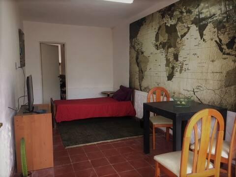 Private budget apartment in Villa Maria
