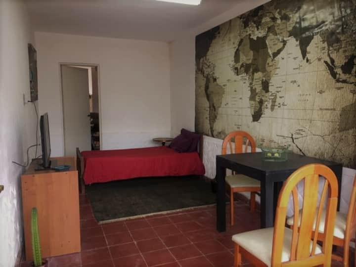 Departamento privado económico en Villa María