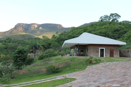 Casa Alto Paraiso - Alto Paraíso de Goiás - Casa