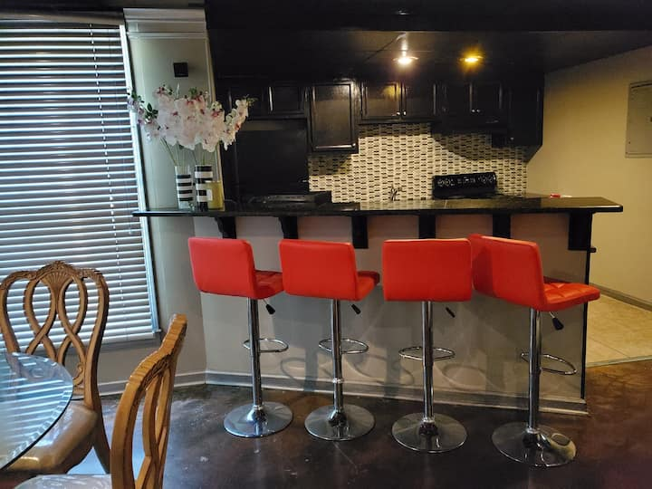 More bang for your buck! Full basement apartment