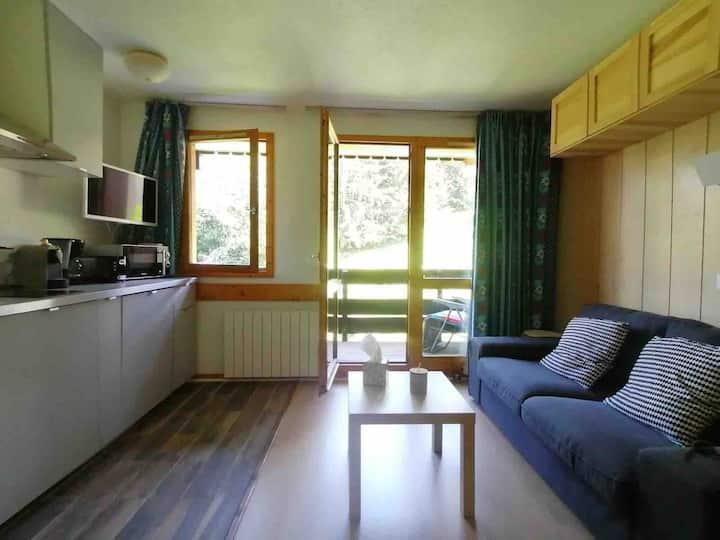Appartement cosy & superbe vue - Courchevel 1550